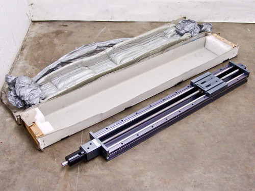 Thomson Industries 2RBM160DMIL1100  36 Inch Linear Ballscrew Slide Motion System