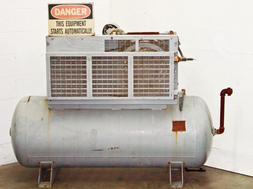 Ingersoll Rand T30  10 HP Air Compressor 2530E10