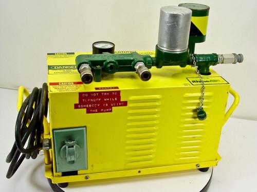 Rhine Air 13-2  Respiratory Confined Space Breathing Air Pump