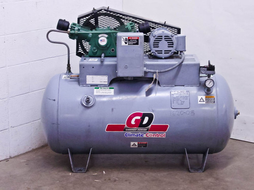 Gardner Denver 70 - 90 PSIG  Air Compressor Tank