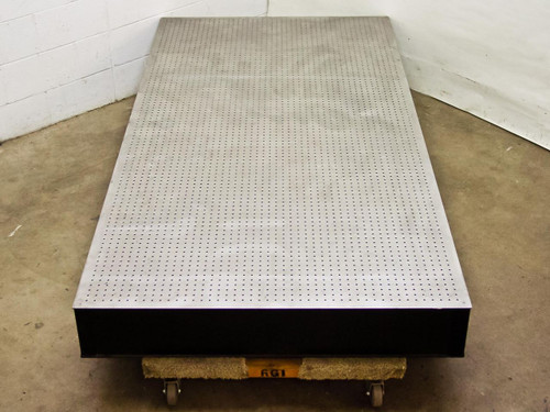 "Newport RP Reliance  8' by 4' by 8"" Optical Breadboard Vibration Isolation Table"