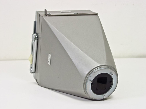 Olympus Gray  Large Format Film Microscope Camera Adapter
