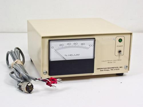 American Magnetics Inc 110  Liquid Helium Level Meter