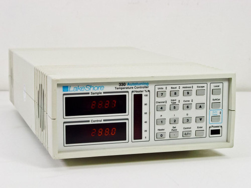 LakeShore 330  Autotuning Temperature Controller - As Is