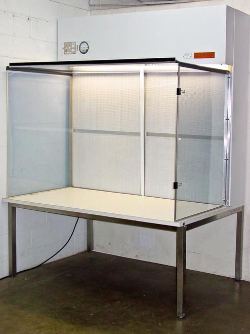 Clean Air Products Series 201  A Horizontal Laminar Flow Clean Bench CAP201-636-30H