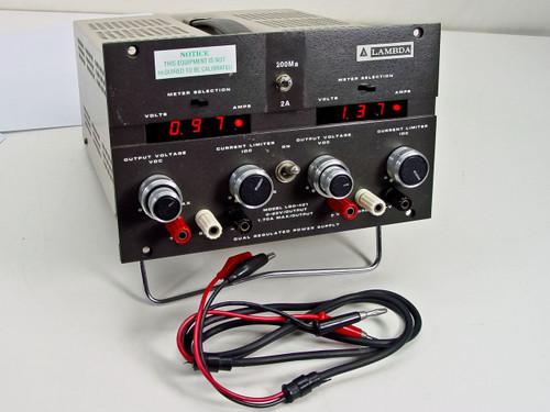 Lambda LQD-421  Dual Regulated Power Supply
