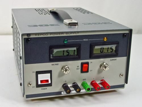 Kepco MSK 20-5M  Power Supply
