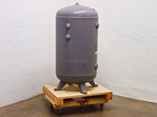 Manchester Tank  304914  80 Gallon Vertical Air Receiver Compressed Air Tank