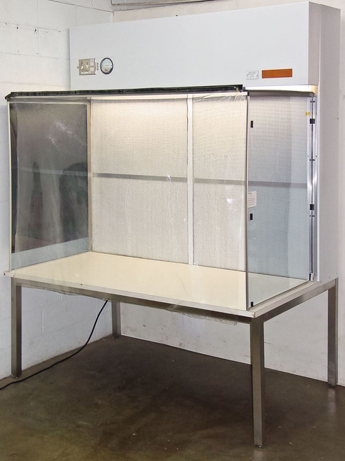 Clean Air Products Series 201  Horizontal Laminar Flow Clean Bench CAP201-636-30H