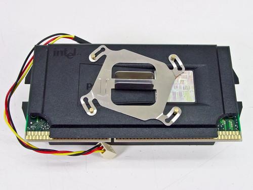 Intel SL43F   Pentium III Processor 850 MHz, 256K Cache with Fan