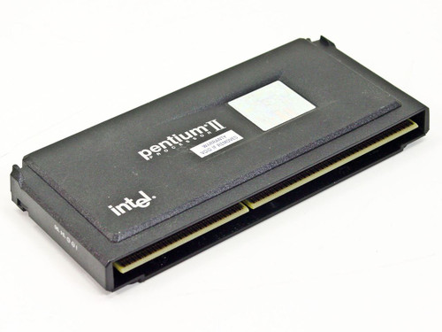 Intel SL2KA   PII 333MHZ 512K MMX 80523PX333512