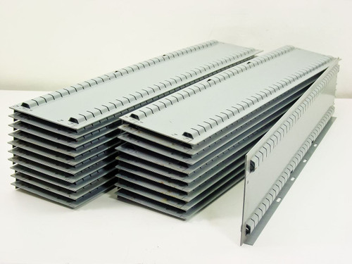 """Lista P 150-36  Lot of 20 24"""" Long Slotted Drawer Partitions"""