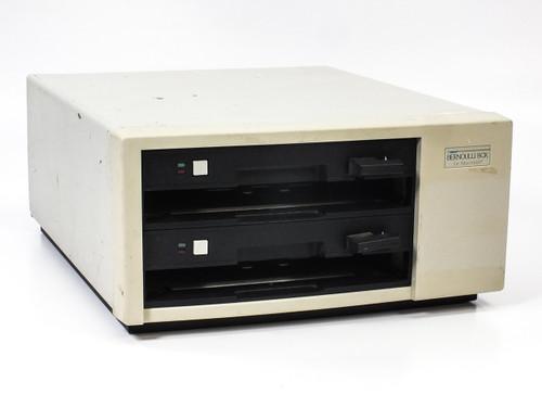 "Iomega Bernoulli Box Dual 8.25"" Alpha-20H Vintage Drives Macintosh (A220H-APLS)"
