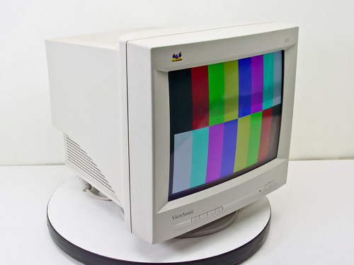 "ViewSonic VCDTS21526-4M  15"" E655 Color Monitor"