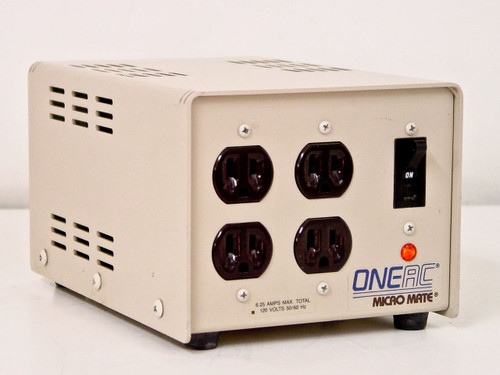 OneAC CM1107  006-070 Power Conditioner, 120VAC