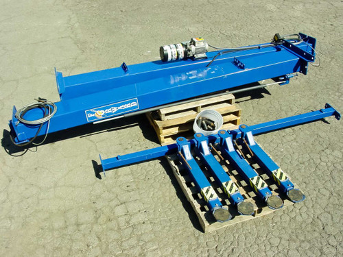 Forward Manufacturing DP10S  Two Post Direct Pull Hydraulic Vehicle Lift