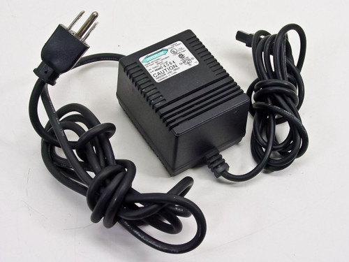 Hypercom  WLT-2408-1   AC Adapter with Power Cord 27V-0.8A