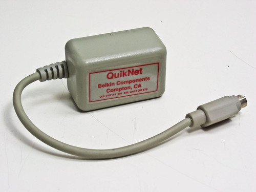 Belkin QuickNet   8-Pin Mini Din Connector