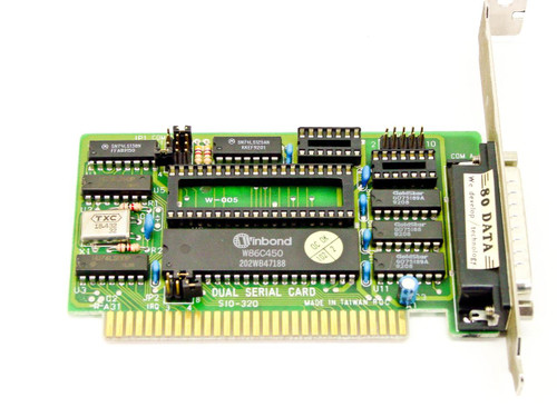Green  S10-320  Dual Serial Card