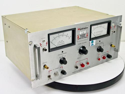 Hipotronics CS11-306  HD100 Series Hipot Tester HD125