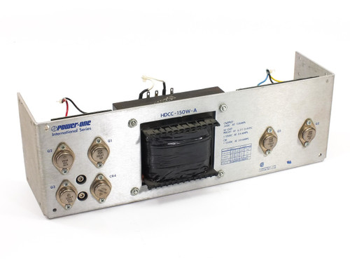 Power-One HDCC-150W-A International Series Power Supply