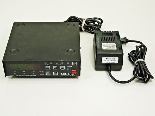 Mitutoyo 519-620-1  Digital Mini-Checker