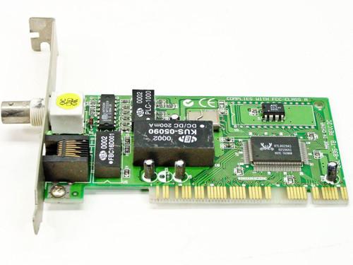 Encore ESL-835-TB 32-bit High Performance Ethernet PCI Local Bus Card