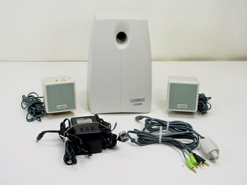 Cambridge SoundWorks FPS 1500  Four Point Surround Multimedia Speaker System