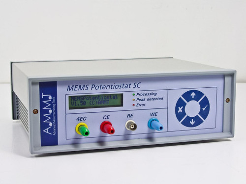 AMMT Mems Potentiostat SC  Control Box for Electrochemical Etch System