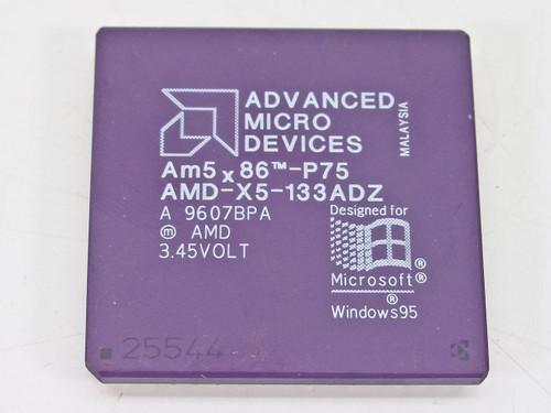 AMD Am5x86-P75  AMD-X5-133ADZ
