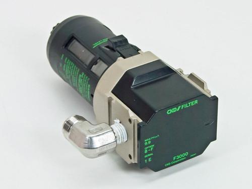 CKD Corporation F3000  8-F Filter