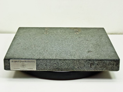 "Mcbain 18"" x 18"" x 3""  Granite Surface Plate"