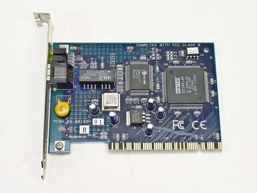 DEC  21140-AF   10/100 Mbps AsanteFASTE PCB