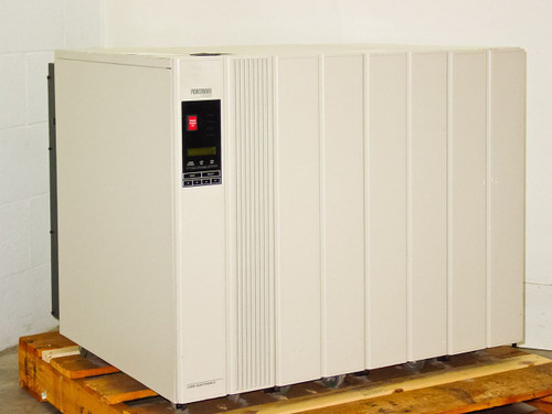 Powerware Plus 18  18 KVA 3 Phase 208/220 UPS with 3 qty 240 VDC Battery Cabinets