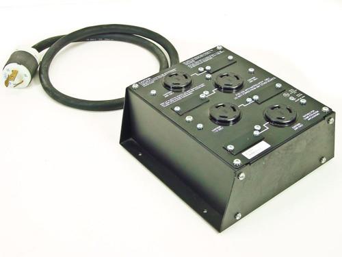 APC MXA104  External PDU w/(4) L6-30R