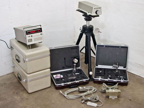 HP 5528A  Laser Measurement System
