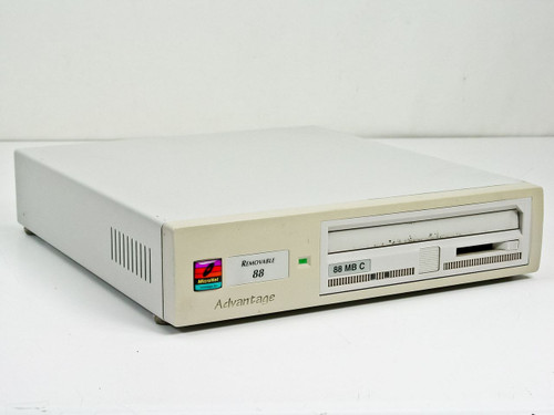 MicroNet Technologies ADV88RE  88 Advantage 88 MB C Removable Tape Drive