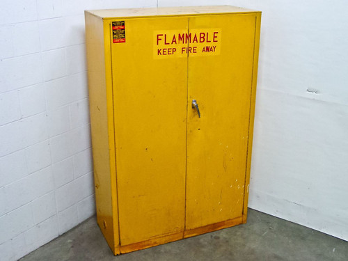 Protectoseal 60 Gallon  Flamable Fluid Storage Cabinet