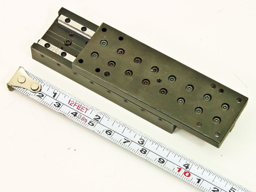 "THK Linear Guide  Positioning Slide w/ 1"" Travel"