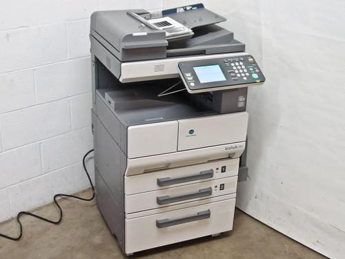 Konica Minolta 250  Bizhub Copier Fax Printer