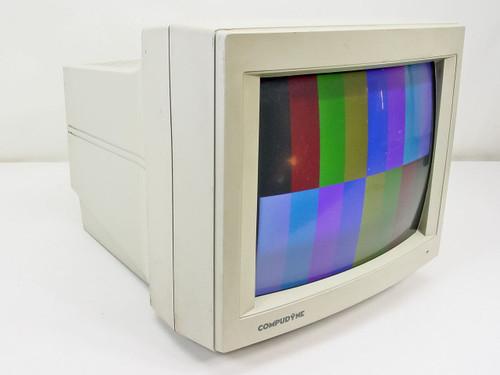"Compudyne KD-1450T  14"" CRT VGA Monitor Without Base"