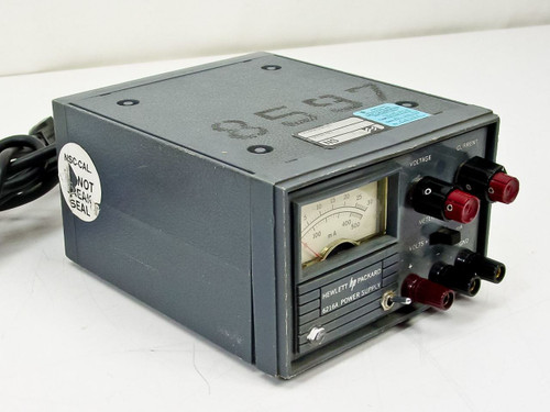 HP 6216A  DC Power supply 0-25 Volt 0-0.4 Amp