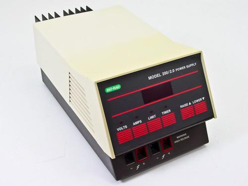 Bio-Rad 200/2.0  Power Supply for Gel Electrophoresis