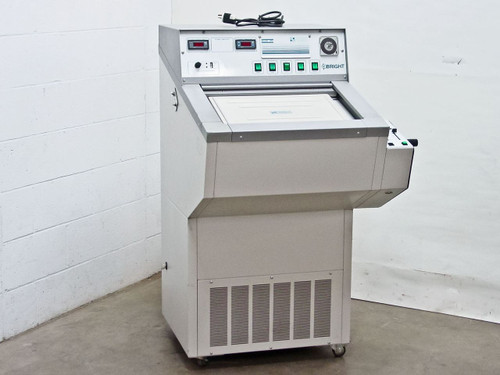 Bright Instrument Company OTF  Cryostat with 5030-RR8 Microtome