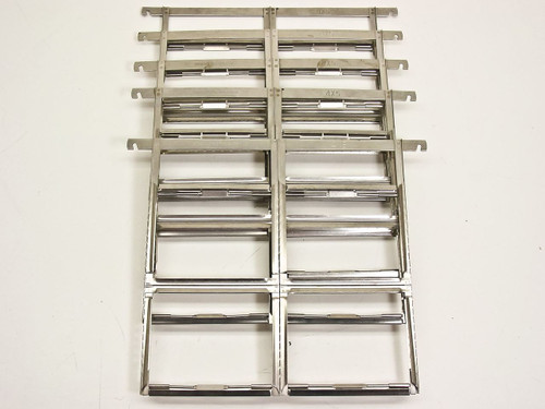 "Eastman Kodak 4 x 5  Lot of 5 Multiple Film Hangers 4"" x 5"""