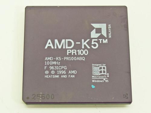 AMD K5-PR100ABQ  K5 100 MHz CPU