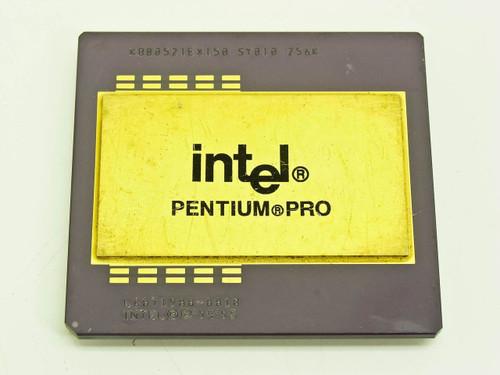 Intel  SY010   Pentium Pro 150 MHz KB80521EX150 CPU