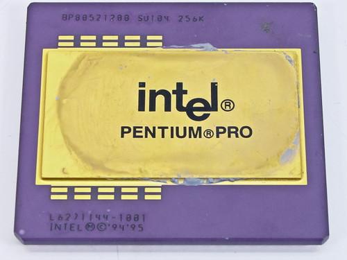 Intel SU104   Pentium Pro 200 MHz