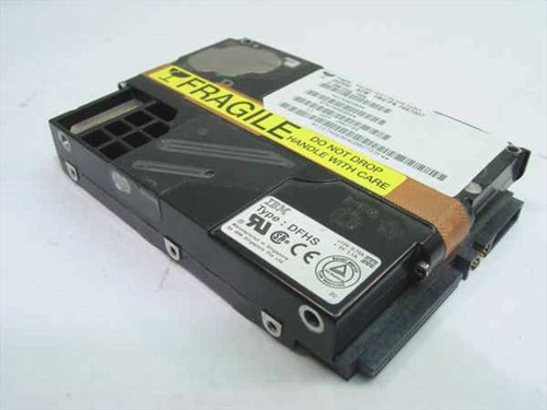 "IBM 2GB 3.5"" SCSI Hard Drive 68 Pin 74G7007"