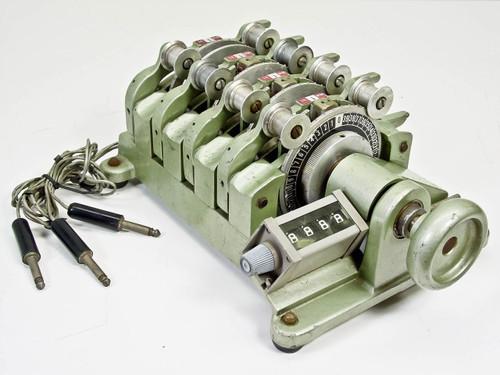 Moviola SZD-SPEC  16mm Magnasync Film Synchronizer